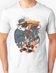 Mobster Puzzle Unisex T-Shirt