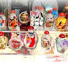 Chinese Perfume Bottles by SkatingGirl