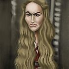 Cersei Lannister by JenSnow