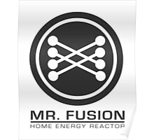 MR. FUSION | HOME ENERGY REACTOR | HD Poster