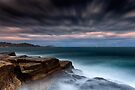 Avoca Rocks by Michael Howard