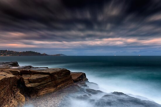 Avoca Rocks by Michael Howard