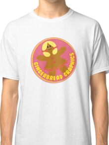Gingerbread Graphics Classic T-Shirt