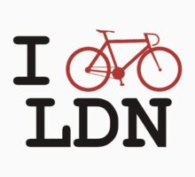 "I ""ride"" London by MrYum"