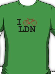 "I ""ride"" London T-Shirt"