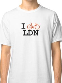 "I ""ride"" London Classic T-Shirt"