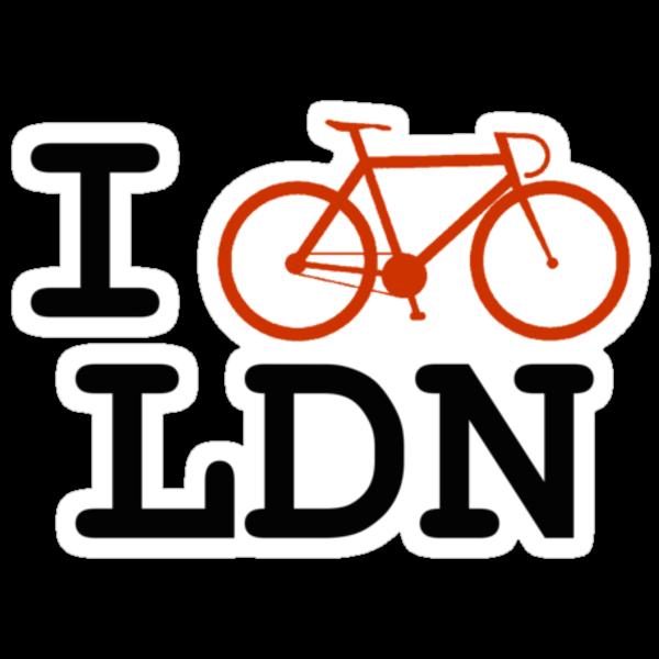 """I """"ride"""" London by MrYum"""