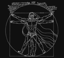 The Vitruvian Engineer T-Shirt