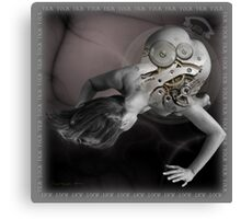 Time Bomb Canvas Print