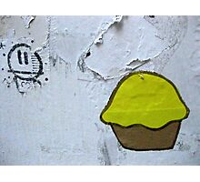 22/8 cupcake love Photographic Print