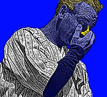 Lou Gehrig New York Yankees Culture Cloth Zinc Collection by CultureCloth