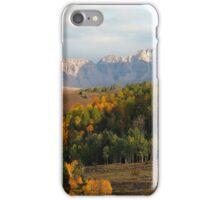 Sunset, Dallas Divide iPhone Case/Skin