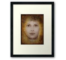 Belladonna Framed Print