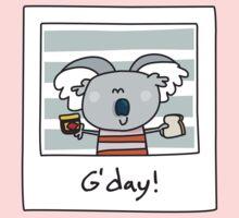 G'day - breakfast Kids Tee