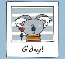 G'day - love One Piece - Short Sleeve