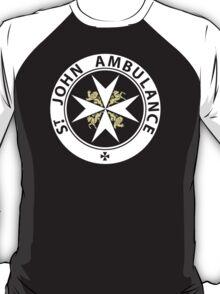 St. John Ambulance Brigade T-Shirt