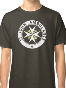 St. John Ambulance Brigade Classic T-Shirt