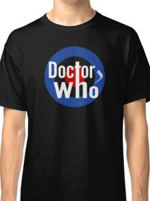 Who is the Doctor? v2 Classic T-Shirt
