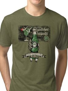 Puttin' Heads to Bed Tri-blend T-Shirt