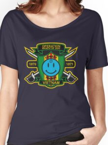 Watchmen - Nam Patch (embroidered) v2 Women's Relaxed Fit T-Shirt