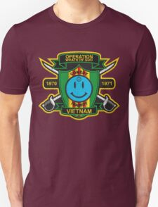 Watchmen - Nam Patch (embroidered) v2 Unisex T-Shirt