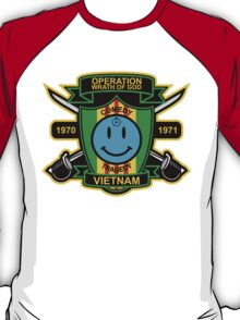 Watchmen - Nam Patch T-Shirt