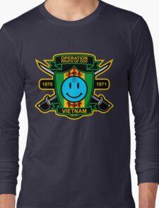 Watchmen - Nam Patch Long Sleeve T-Shirt