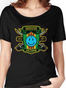 Watchmen - Nam Patch Women's Relaxed Fit T-Shirt
