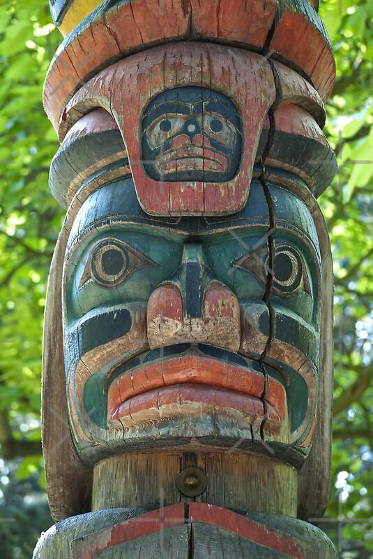 Aboriginal american ancient canada canadian colorful