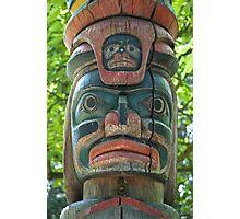 Totem Pole Photographic Print