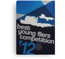 Best Young Fliers Competition [MLP] Canvas Print