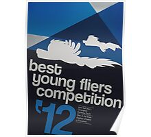 Best Young Fliers Competition [MLP] Poster