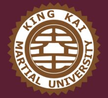 King Kai Martial University ii by karlangas