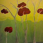 The Autumn Wood by Amanda  Agnew