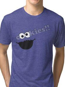 cookies! Tri-blend T-Shirt