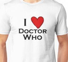 I <3 Doctor Who Unisex T-Shirt