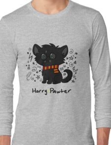 Harry Pawter Long Sleeve T-Shirt