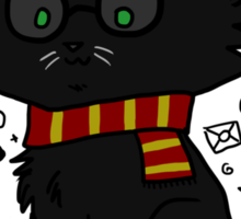 Harry Pawter Sticker