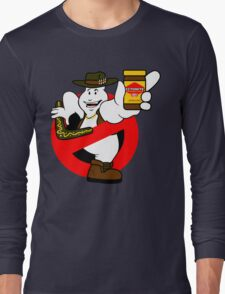 GB: Australia No-Ghost (Ectomite) Long Sleeve T-Shirt