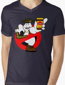 GB: Australia No-Ghost (Ectomite) Mens V-Neck T-Shirt