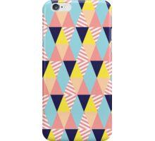 Modern Colorful and Girly Geometric iPhone Case/Skin