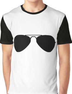 Aviator Sunglasses Graphic T-Shirt