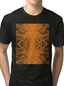 Branches - Orange Tri-blend T-Shirt