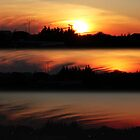 Gradual Sunset by ChloeFaye