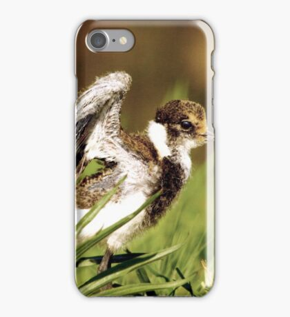 LEarning To Fly iPhone Case/Skin