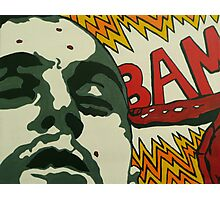 Travis Bickle - Taxi Driver Photographic Print