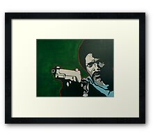 Jules - Bad Mofo Framed Print