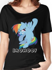 Brohoof! Women's Relaxed Fit T-Shirt