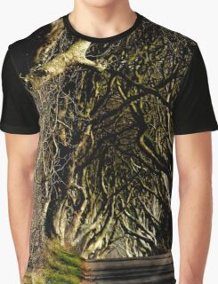 Game of Thrones location  Graphic T-Shirt