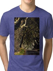 Game of Thrones location  Tri-blend T-Shirt